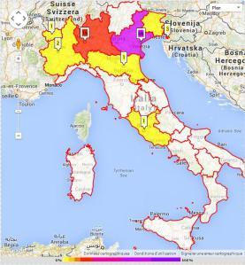 Source :http://www.prenoms-pour-tous.com/repartition-du-nom-italien/ZOVI
