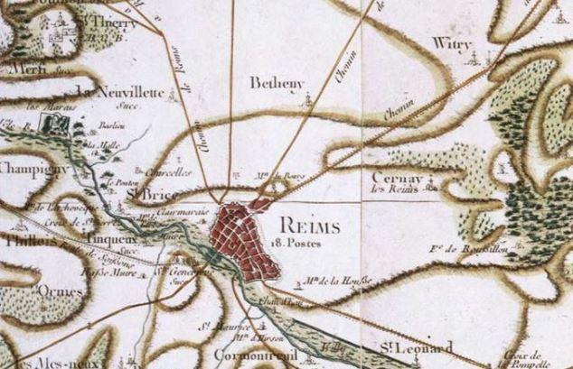 Reims - Source Cassini