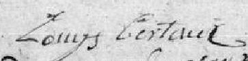 Bertaux_Louis_signature_1732