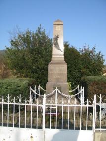 Monuments-aux-morts de Blénod-lès-Toul - Crédit photo : Stéphane Protois - http://monuments.piwigo.com/picture?/4749
