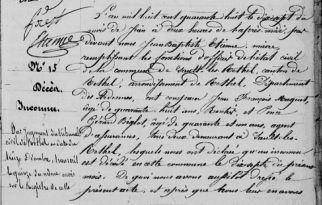 Source NMD Sault les Rethel 1843-1852 - Vue 78