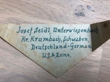 adresse_Seidl_1950