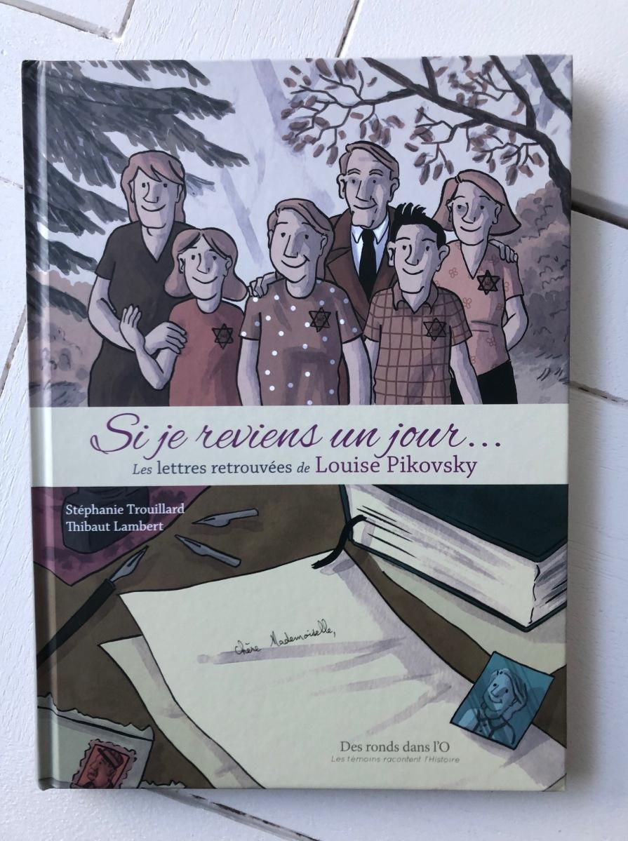 Si je reviens un jour… de Stéphanie Trouillard et Thibaut Lambert